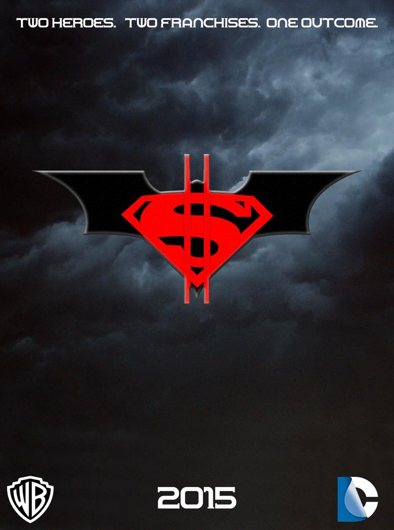 batman superman movie poster in i am legend arrow season