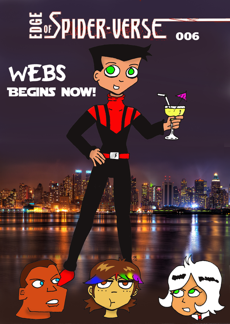 Webs Another Spiderverse Chapter by JohnnyFive81