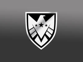 Real Shield Logo by JohnnyFive81