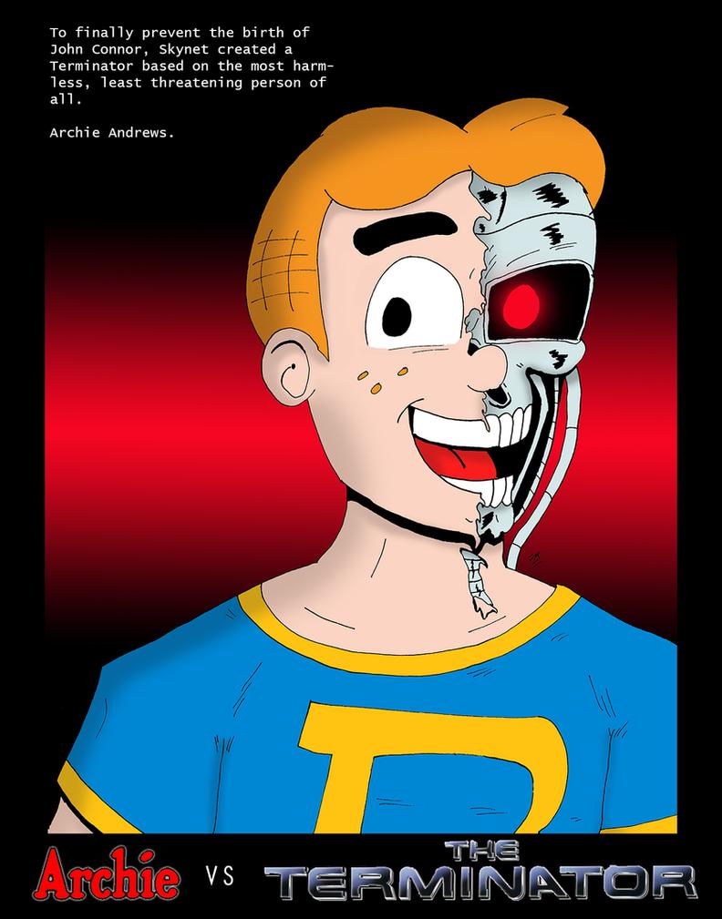 Archie Terminator by JohnnyFive81