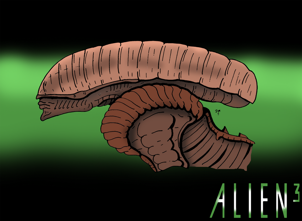 Alien 3 Concept by JohnnyFive81