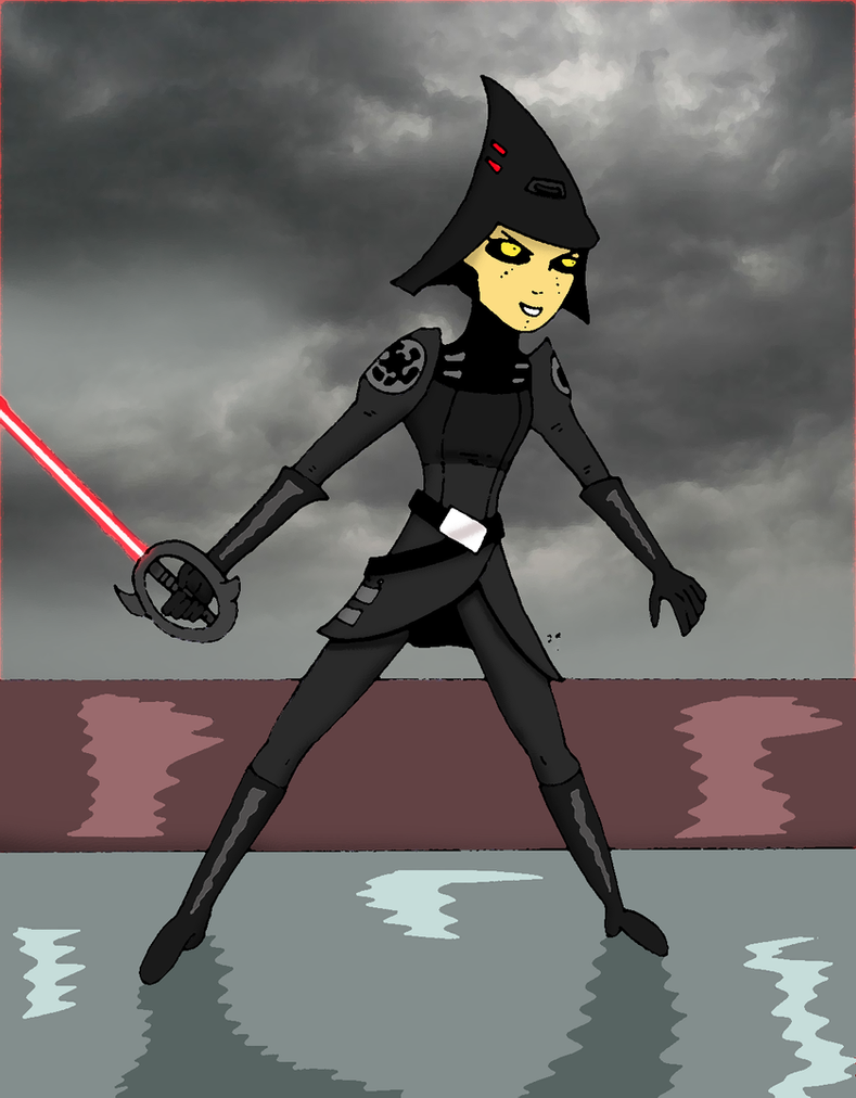 Seventh Sister by JohnnyFive81