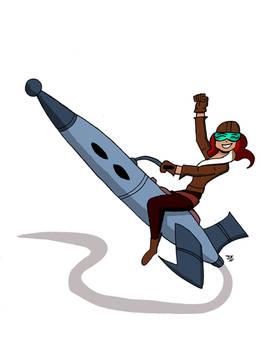 Gotham Girls Roxy Rocket