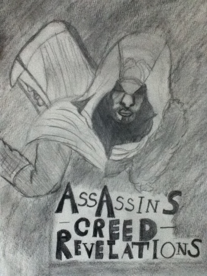 assassins creed revalations ezio and altair by davidangel54
