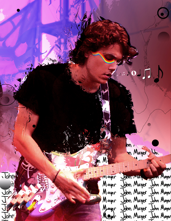 John Mayer by sasuke218