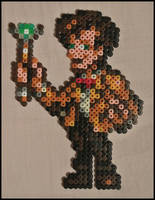 The Eleventh Doctor (Matt Smith) by Jelizaveta