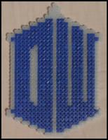 Doctor Who logo by Jelizaveta