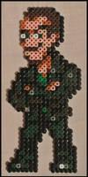 The Ninth Doctor (Christopher Eccleston) by Jelizaveta