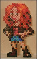 Amy Pond (Karen Gillan) by Jelizaveta