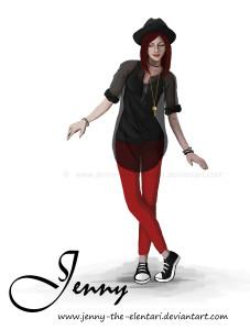 Jenny-the-Elentari's Profile Picture