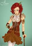 Steampunk-Princess 2