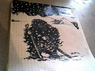 The Nostomaniac doodle