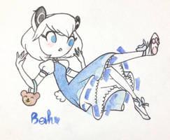 P.muse#24: Beth by Bodi2002