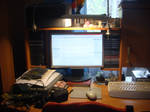 My workplace by AlphaPrimeDX