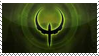 Quake 4 stamp by AlphaPrimeDX