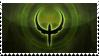 Quake 4 stamp by AlphaPrimeDX