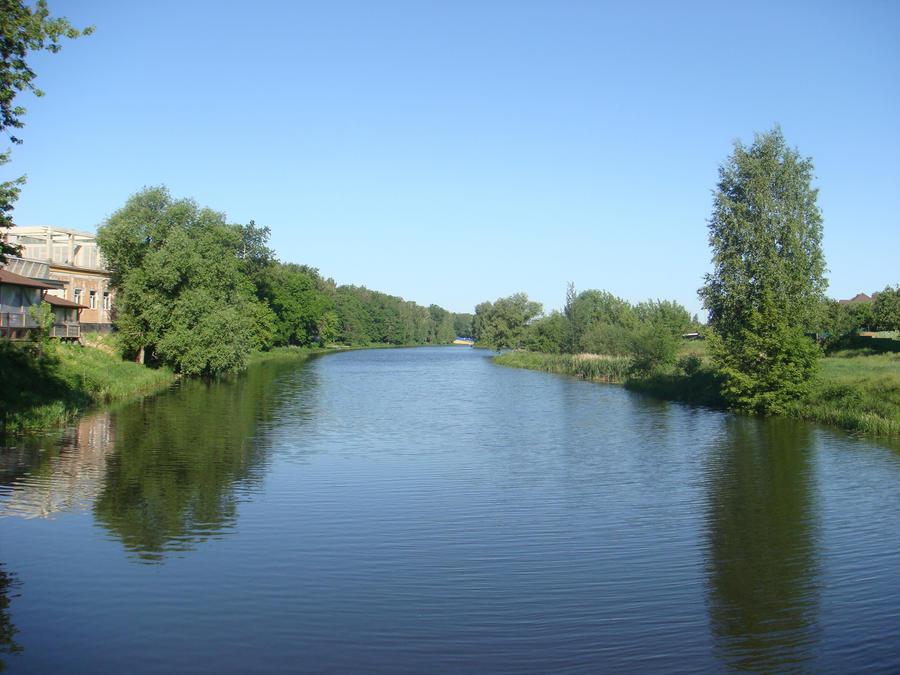 The Klyazma River 4 by AlphaPrimeDX