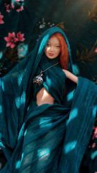 Kayla: Gorgeous color 3~ by Vanwork