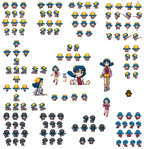 Anywhere I can find custom Sprites? I want to change the