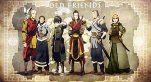 Old Friends + Suki