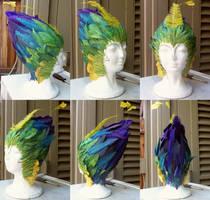 Toothiana Headdress