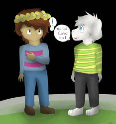 Flowey Crown (see what I did there?)