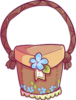 [BAG] - terracotta pot - by fayfia