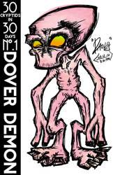 Dover Demon by brilliantflare