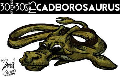 Cadborosaurus by brilliantflare
