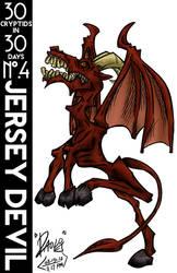 The Jersey Devil by brilliantflare