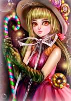 Little girl by pakkiedavie