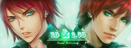 2D and 2.5D by pakkiedavie
