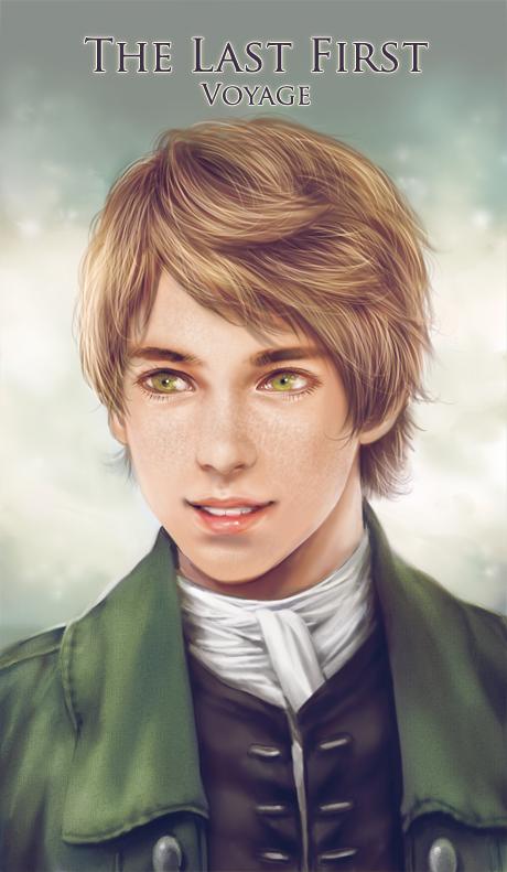 Novel Character by davidmccartney