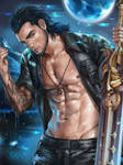 Gladiolus - Final Fantasy XV