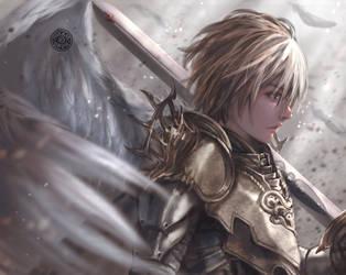 Angel Guardian by pakkiedavie
