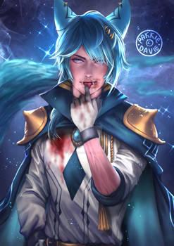 Commission - Vampire