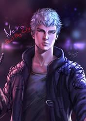 Nero the lost-arm boy