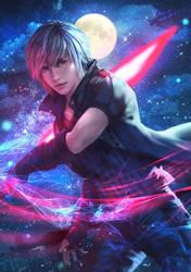 Yozora from Kingdom Hearts