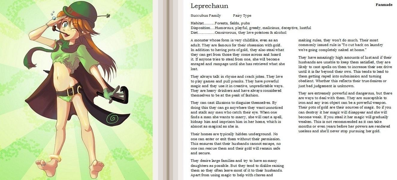leprechaunpirateraider on deviantart