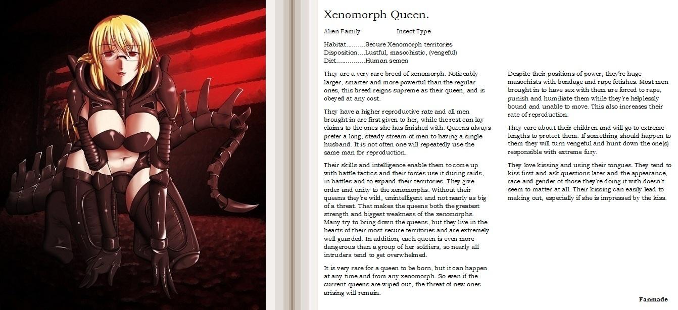 Xenomorph Queen by PirateRaider on DeviantArt