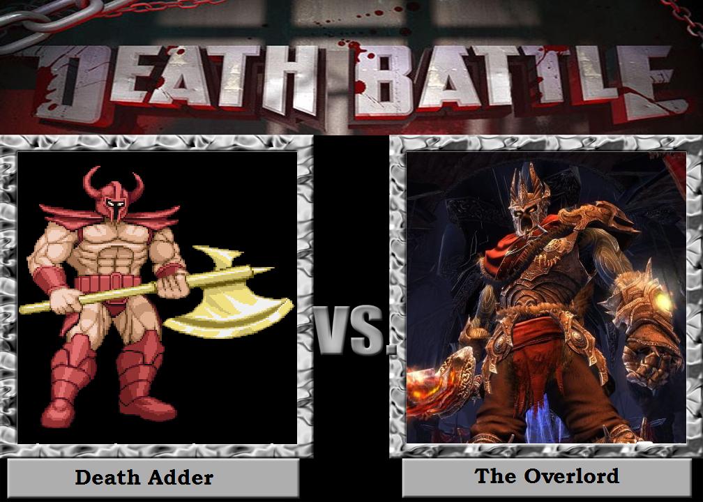 Battle Axe Overlord