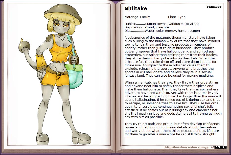 Shiitake by PirateRaider