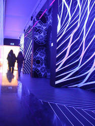 spotlight corridor