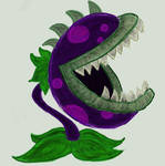 Plants vs Zombies: Chomper