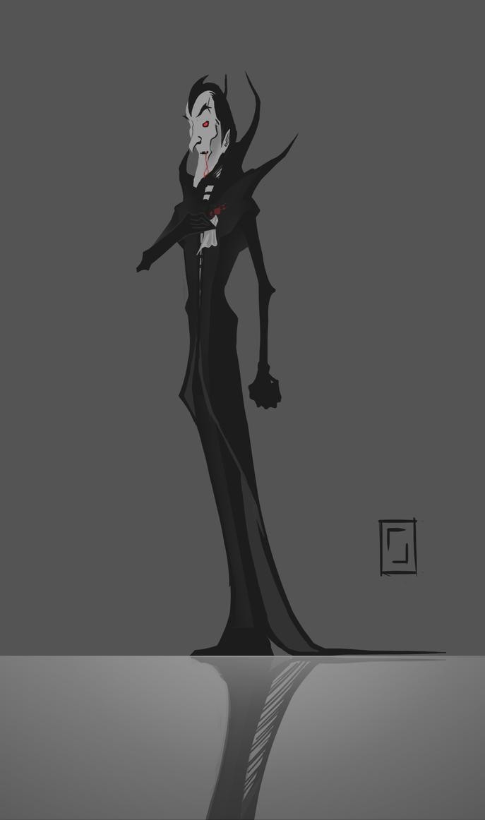 Dracula by RyanRichmondArt