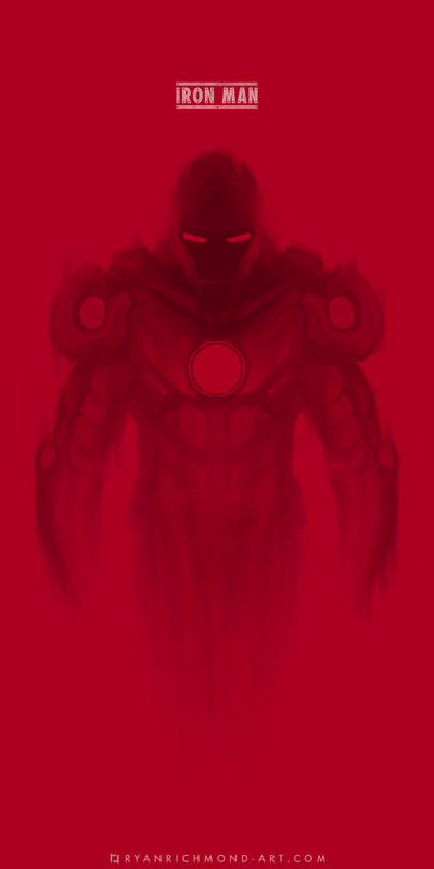 Ironman by RyanRichmondArt