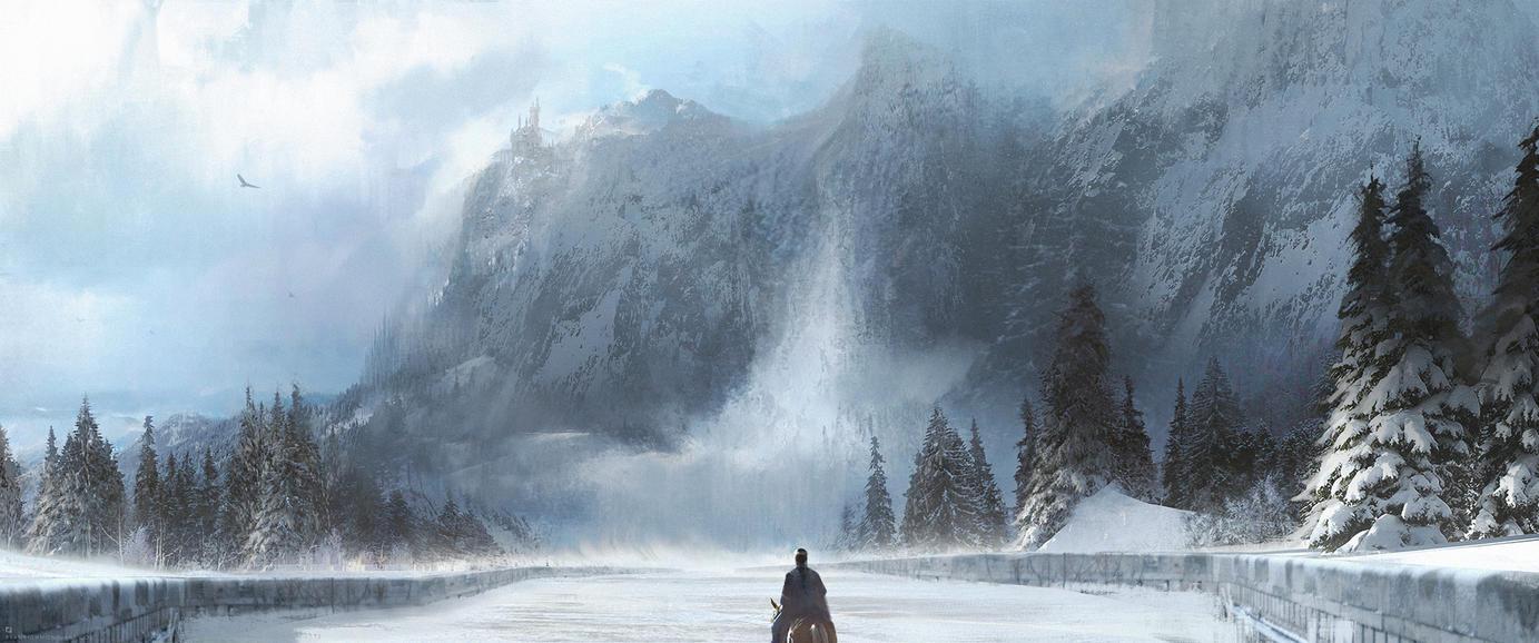 Ascend the Throne by RyanRichmondArt