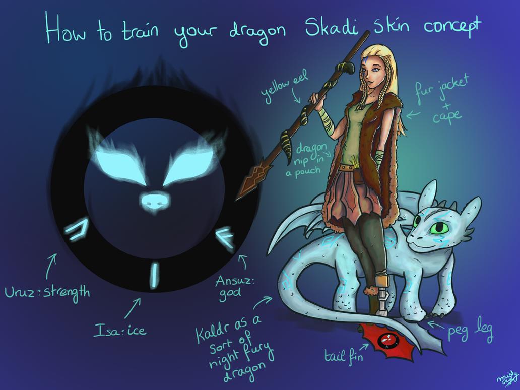 how to train your dragon fanfiction loki