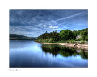 Catcleugh Reservoir by Wayman