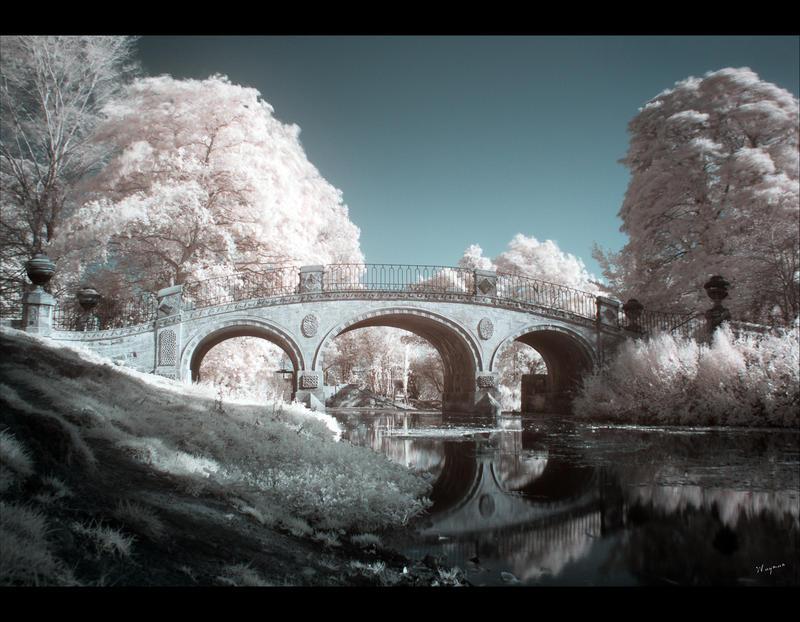 YSP Bridge - IR - HDRi by Wayman